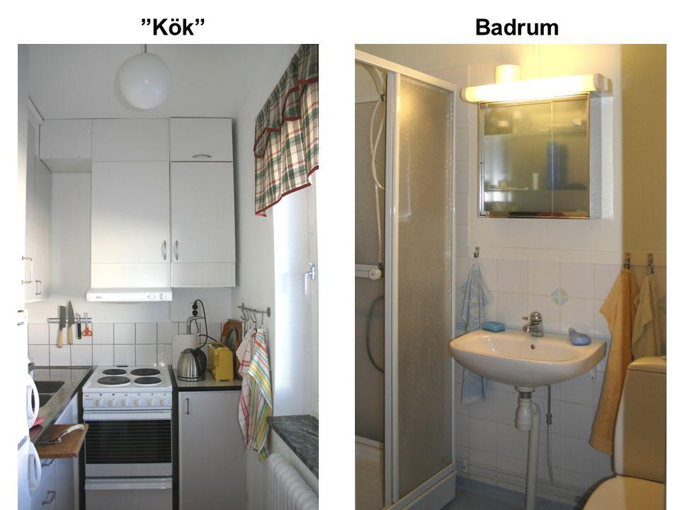 Kök Badrum