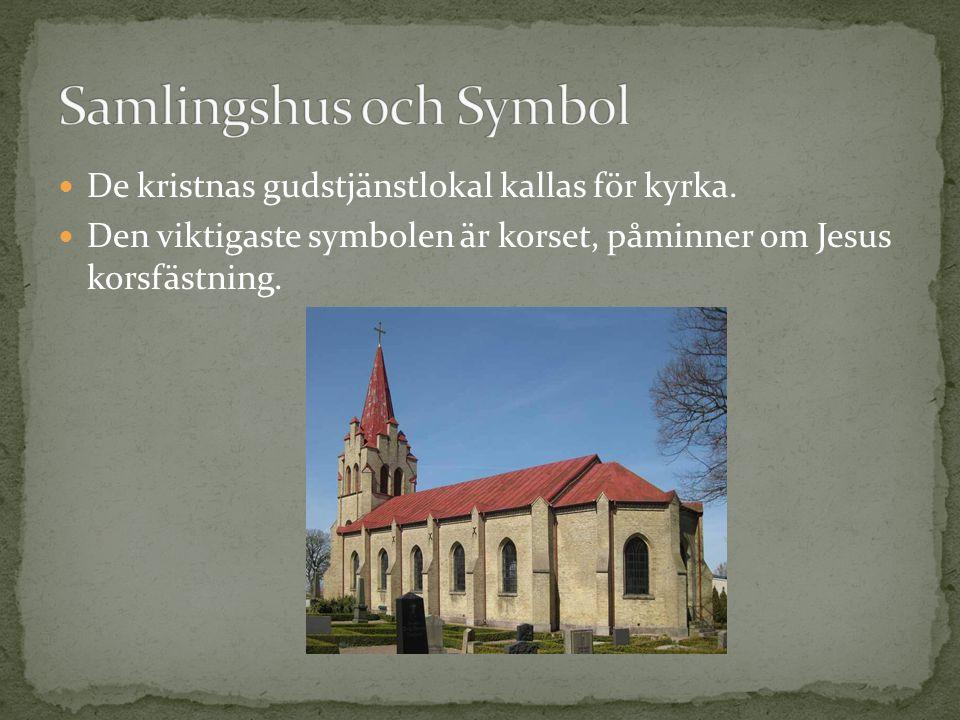 Samlingshus och Symbol