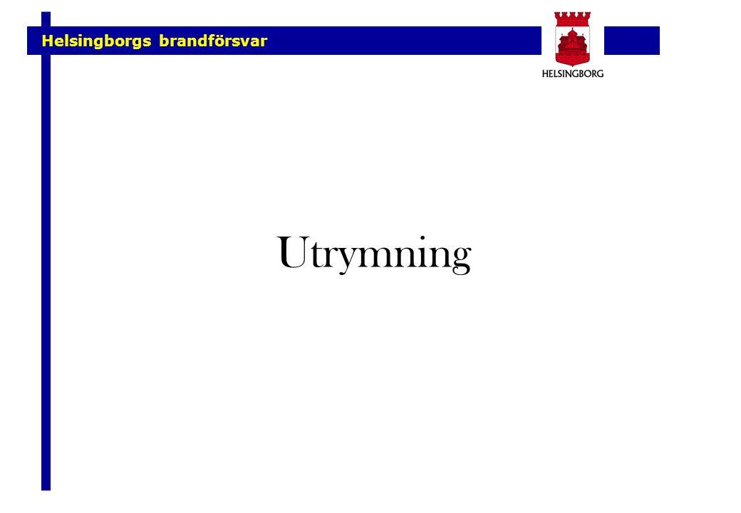 Utrymning