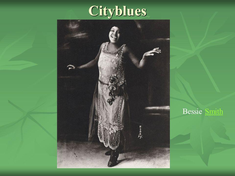 Cityblues Bessie Smith