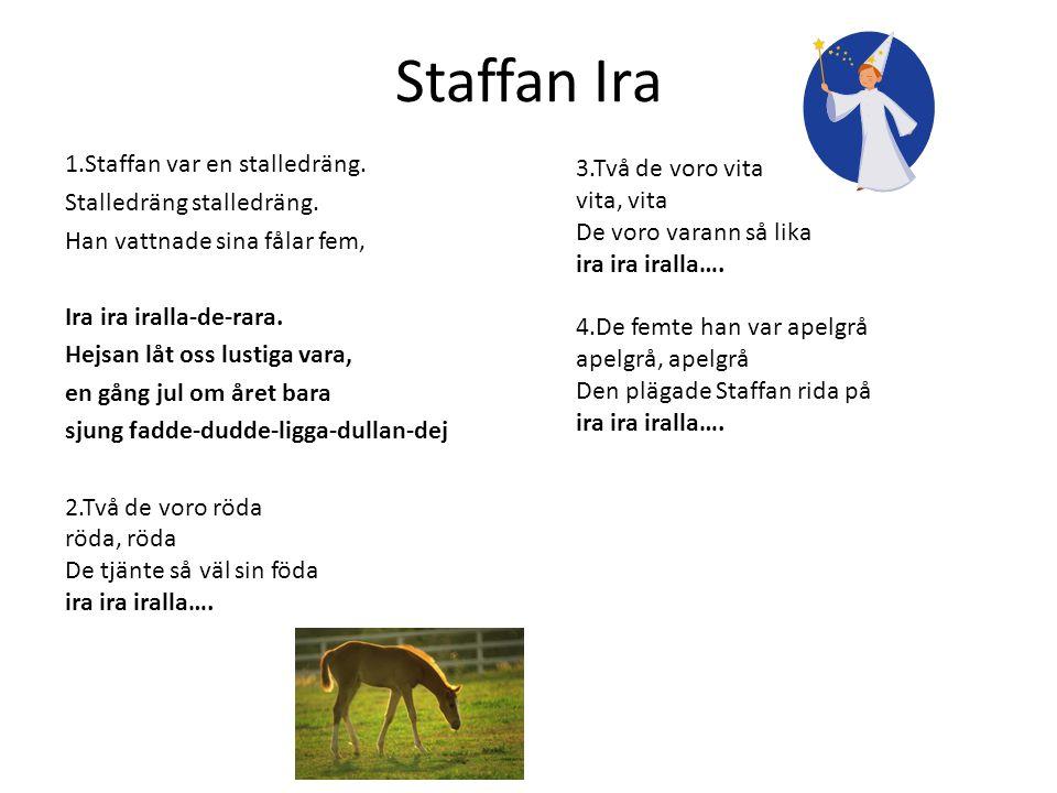 Staffan Ira