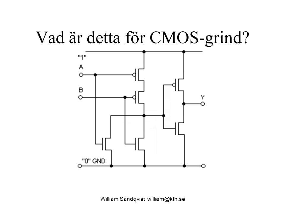 Vad är detta för CMOS-grind