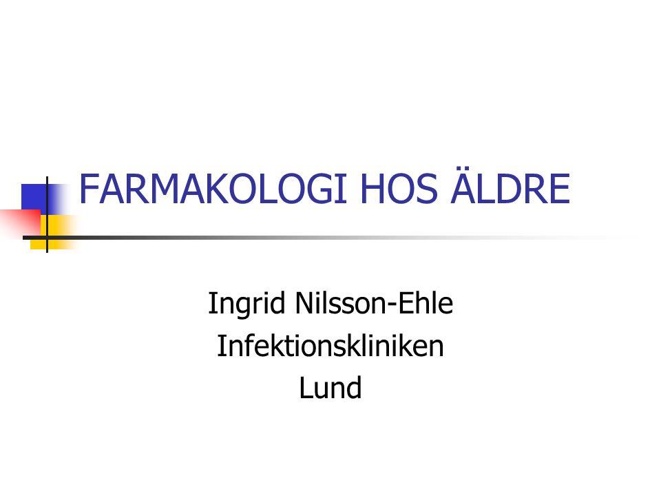 Ingrid Nilsson-Ehle Infektionskliniken Lund
