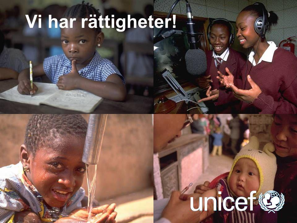 Vi har rättigheter! Utbildning