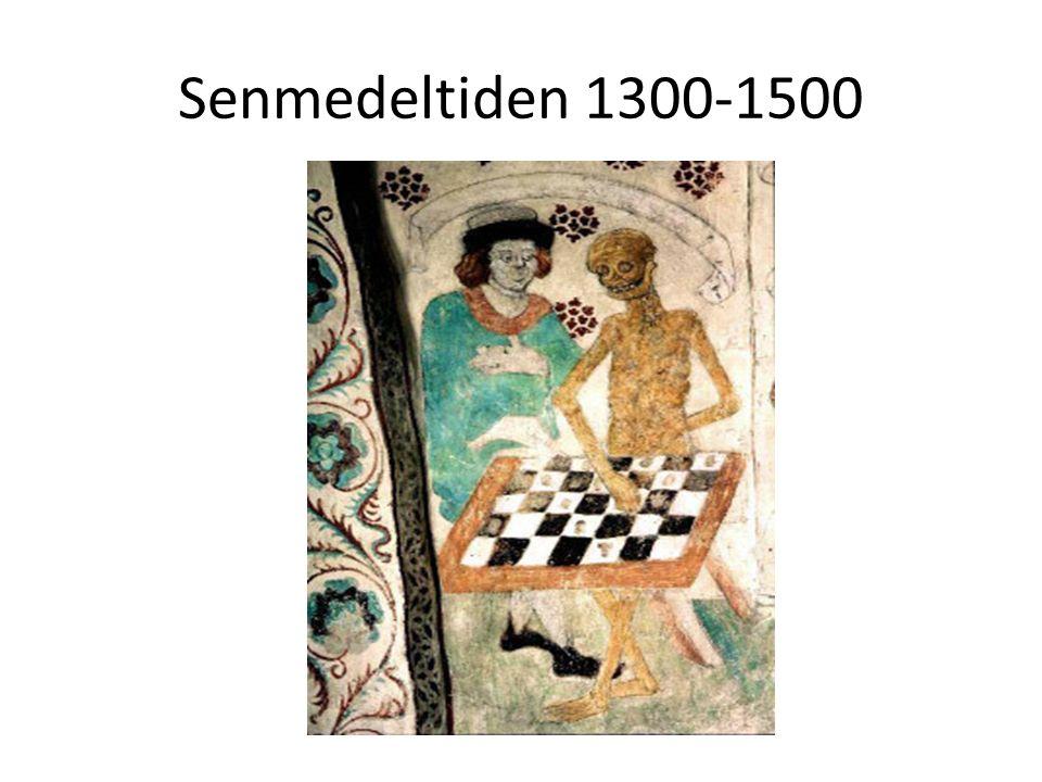 Senmedeltiden 1300-1500