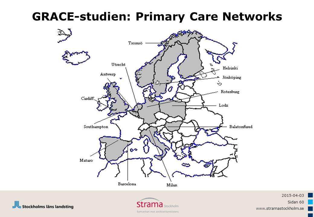 GRACE-studien: Primary Care Networks