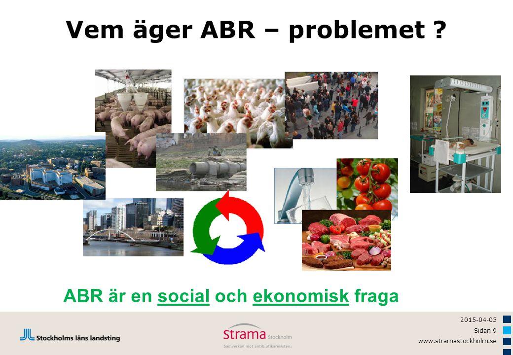 Vem äger ABR – problemet