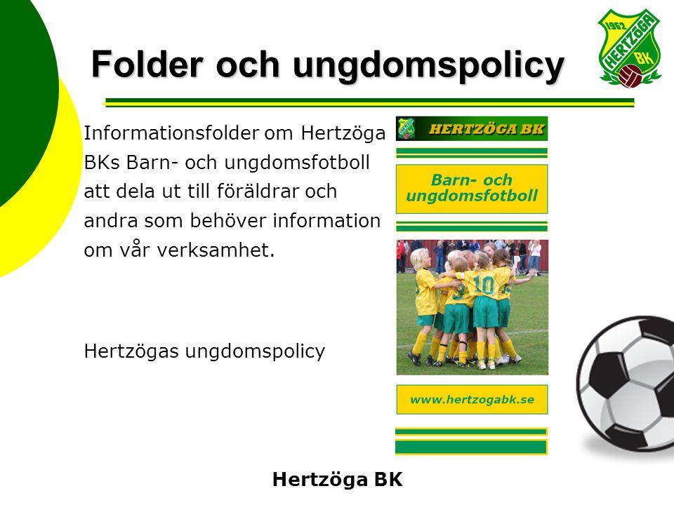 Folder och ungdomspolicy