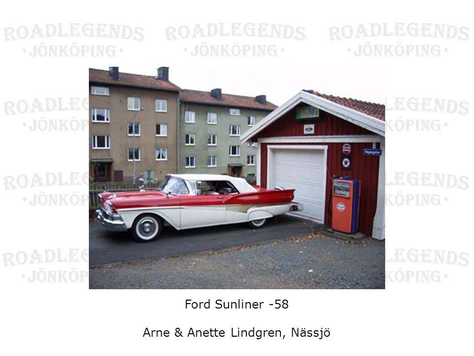 Arne & Anette Lindgren, Nässjö
