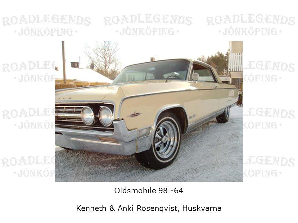 Kenneth & Anki Rosenqvist, Huskvarna