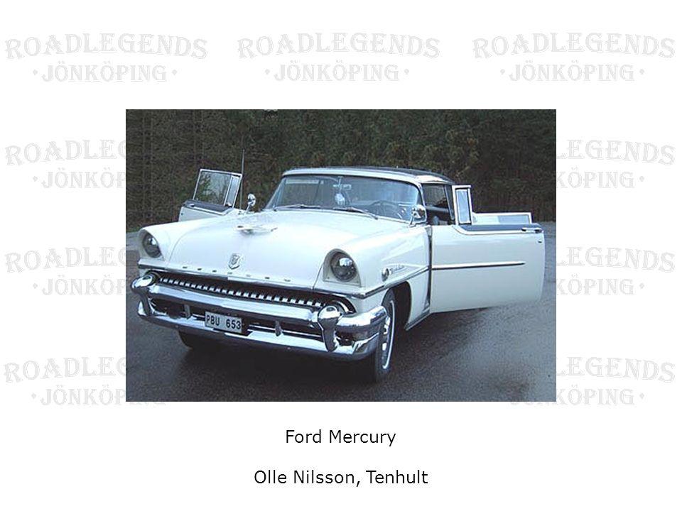 Ford Mercury Olle Nilsson, Tenhult