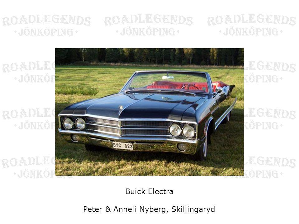 Peter & Anneli Nyberg, Skillingaryd