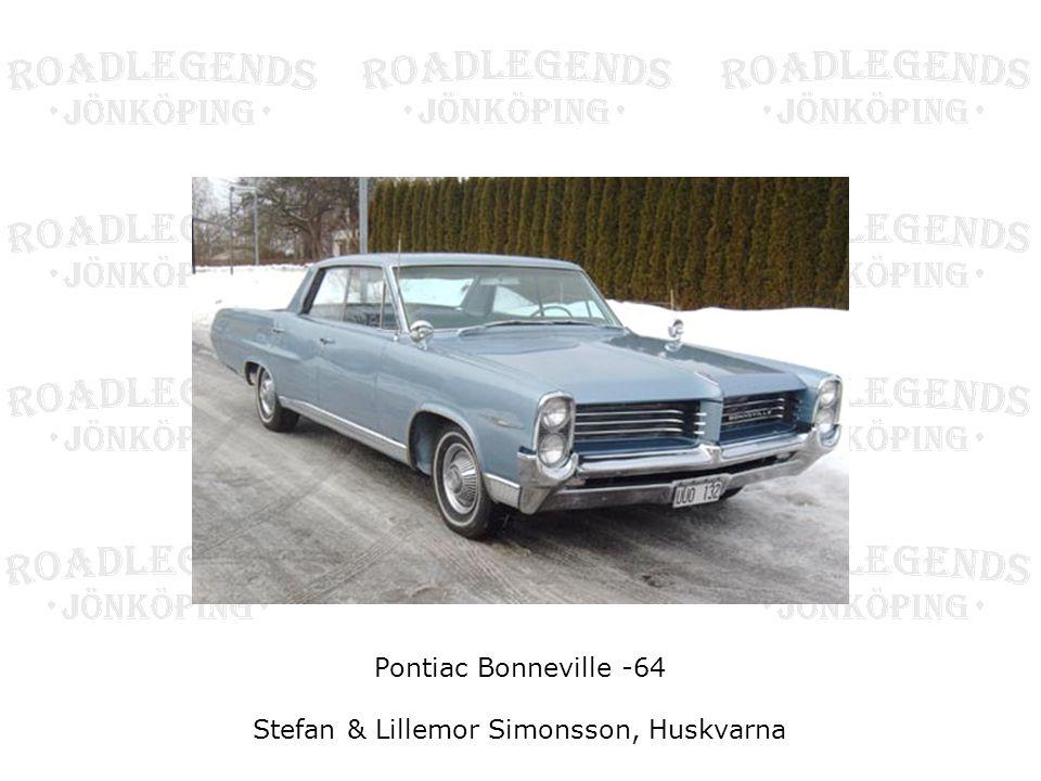 Stefan & Lillemor Simonsson, Huskvarna