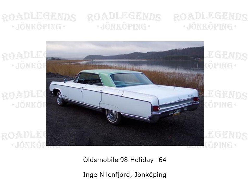 Inge Nilenfjord, Jönköping