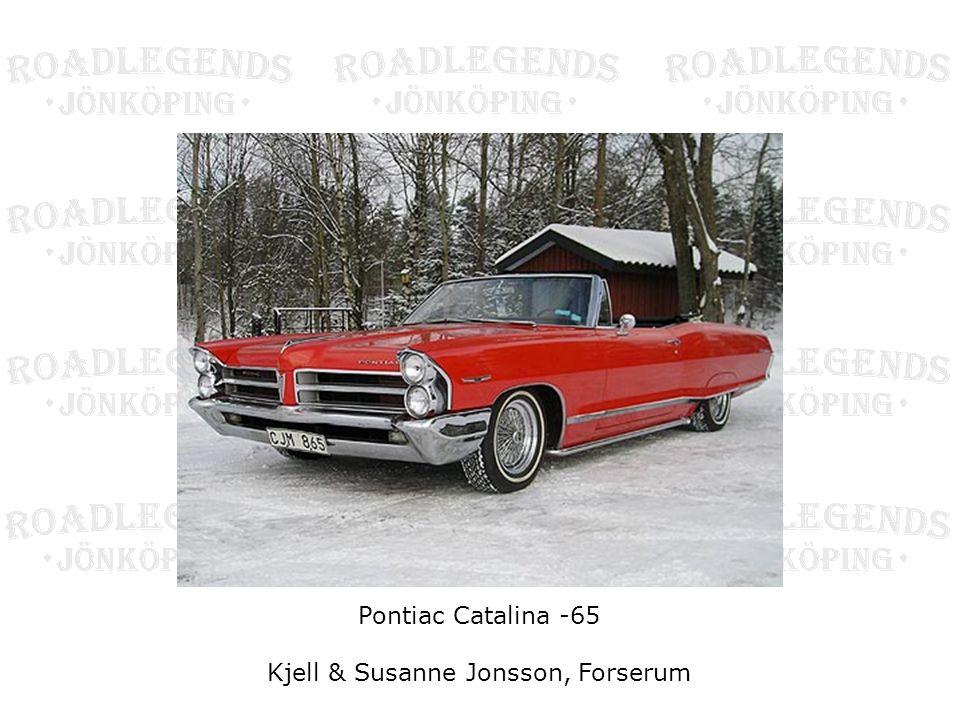 Kjell & Susanne Jonsson, Forserum