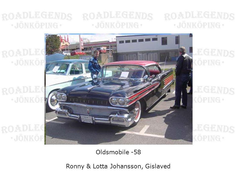Ronny & Lotta Johansson, Gislaved