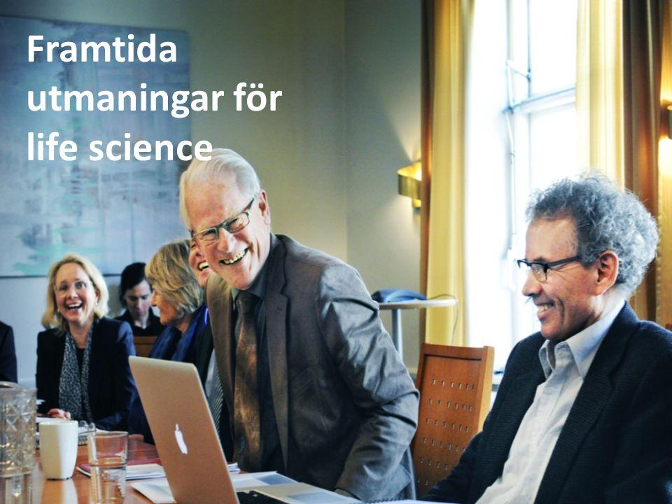 Framtida utmaningar för life science