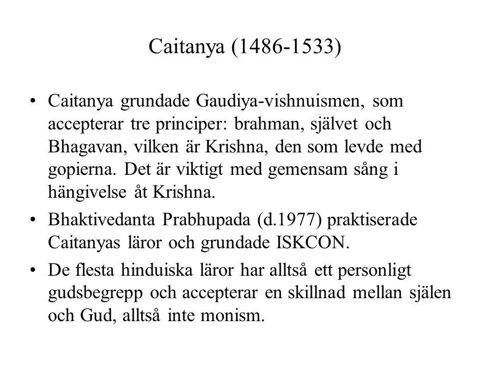 Caitanya (1486-1533)