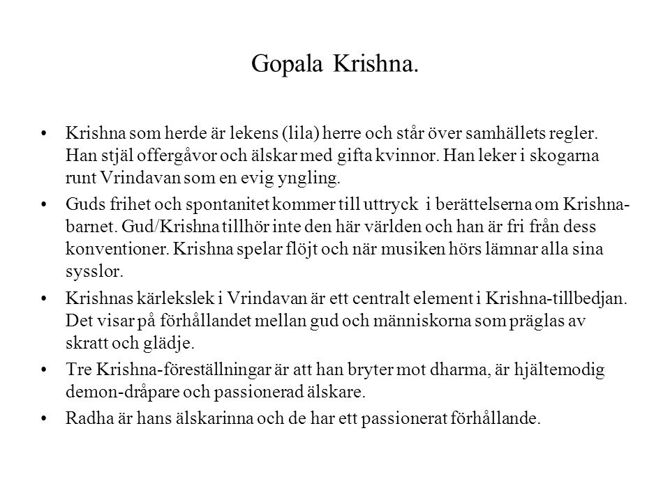 Gopala Krishna.