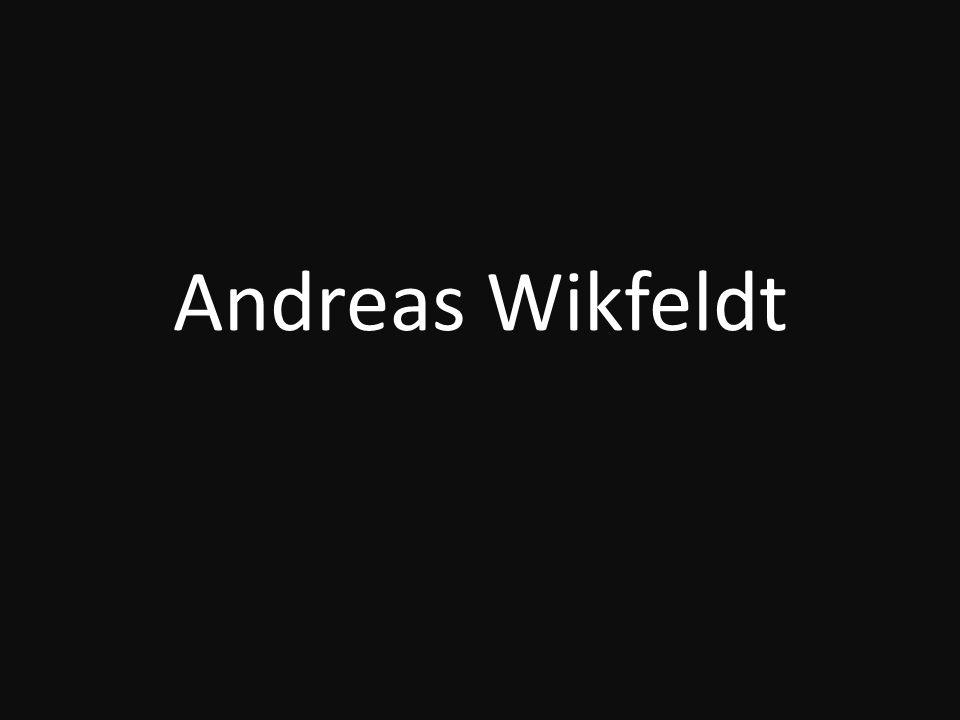 Andreas Wikfeldt