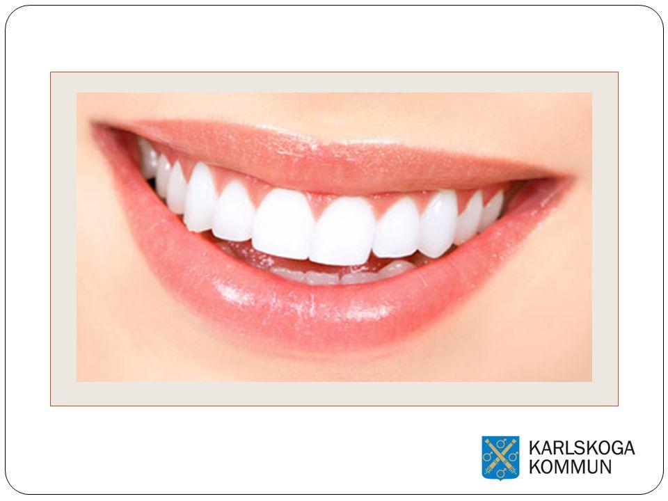 En god tandstatus kan raseras snabbt vid sjukdom, läkemedelsanvändning och med tilltagande omvårdnadsbehov ökar kariesrisken och speciellt hos personer med kaloririka mellanmål nattetid.
