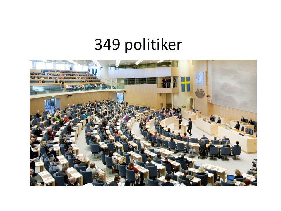 349 politiker