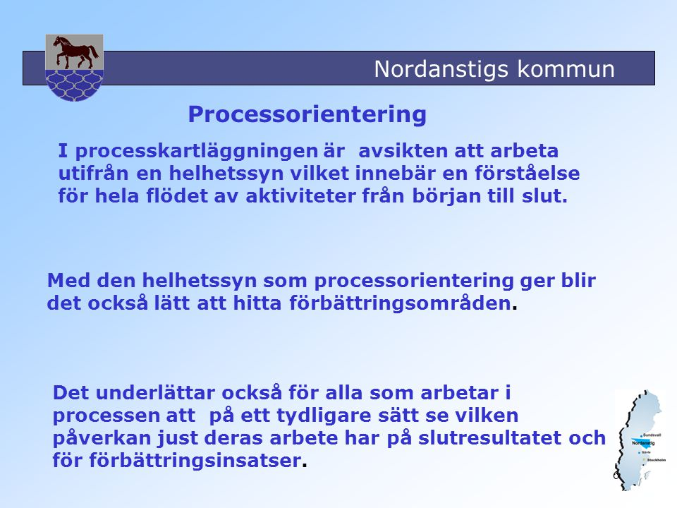 Processorientering