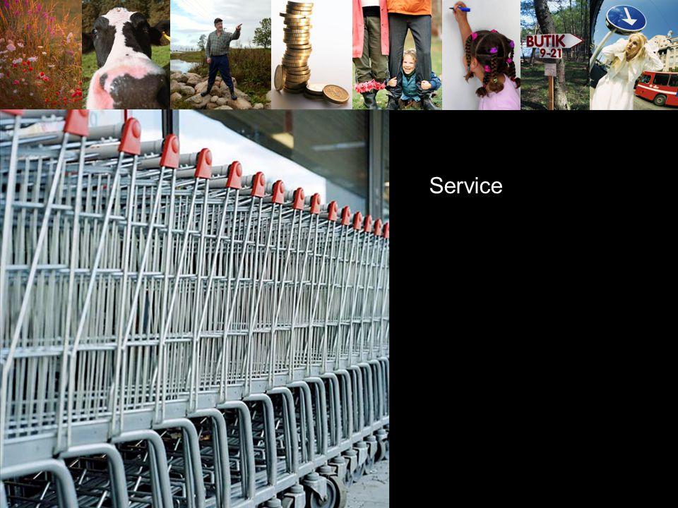 Service Kom service offent service kommunikationer