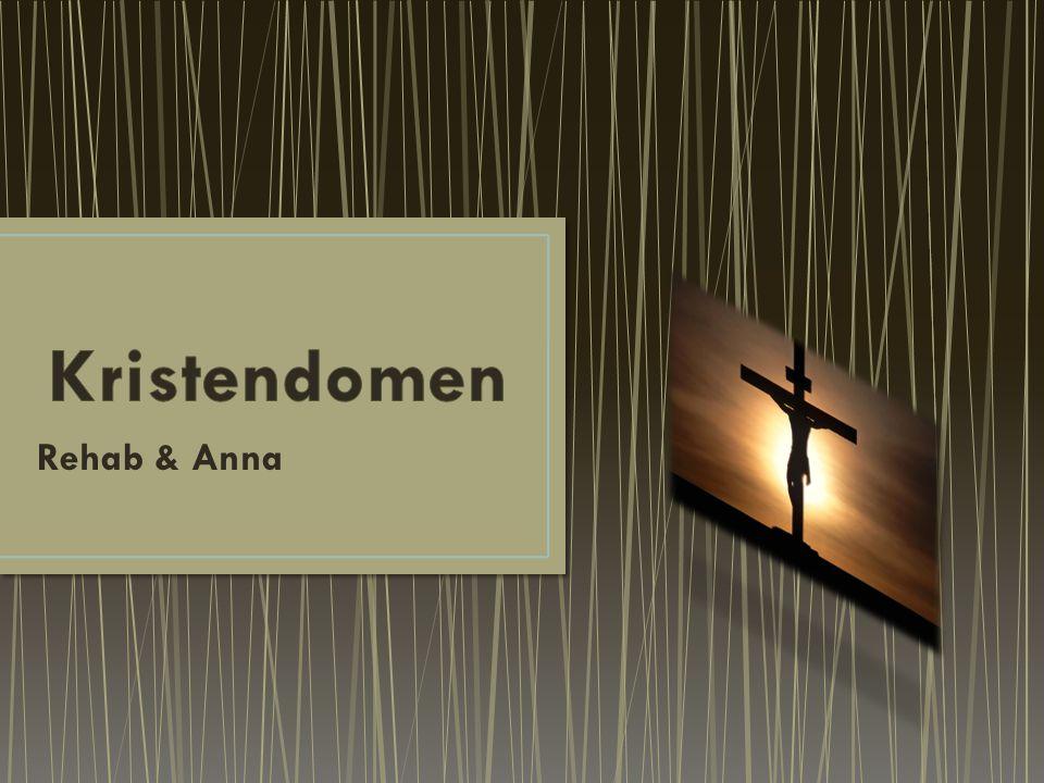 Kristendomen Rehab & Anna