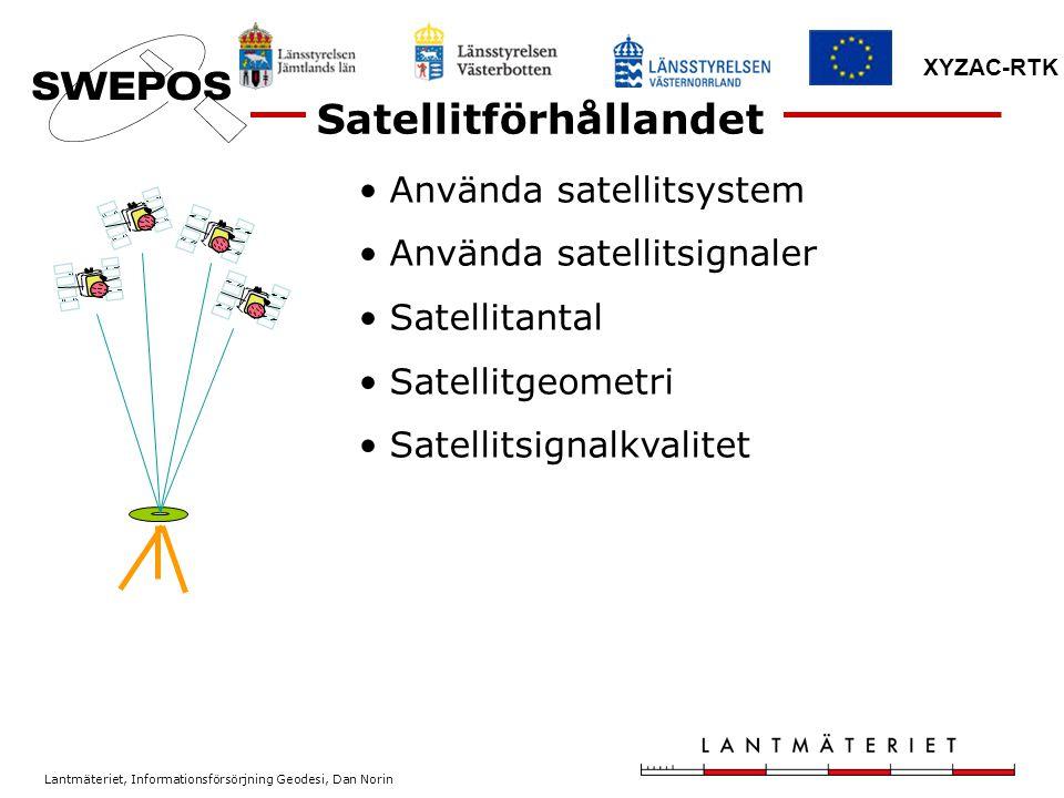 Satellitförhållandet