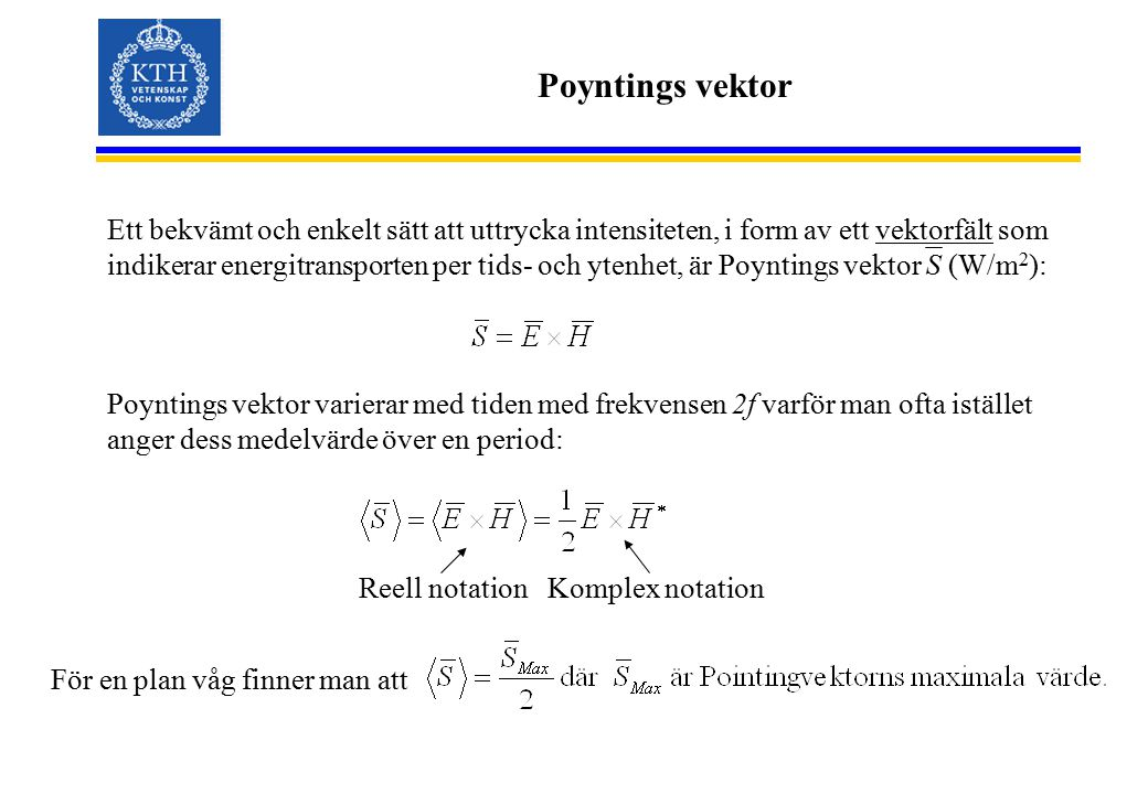Poyntings vektor