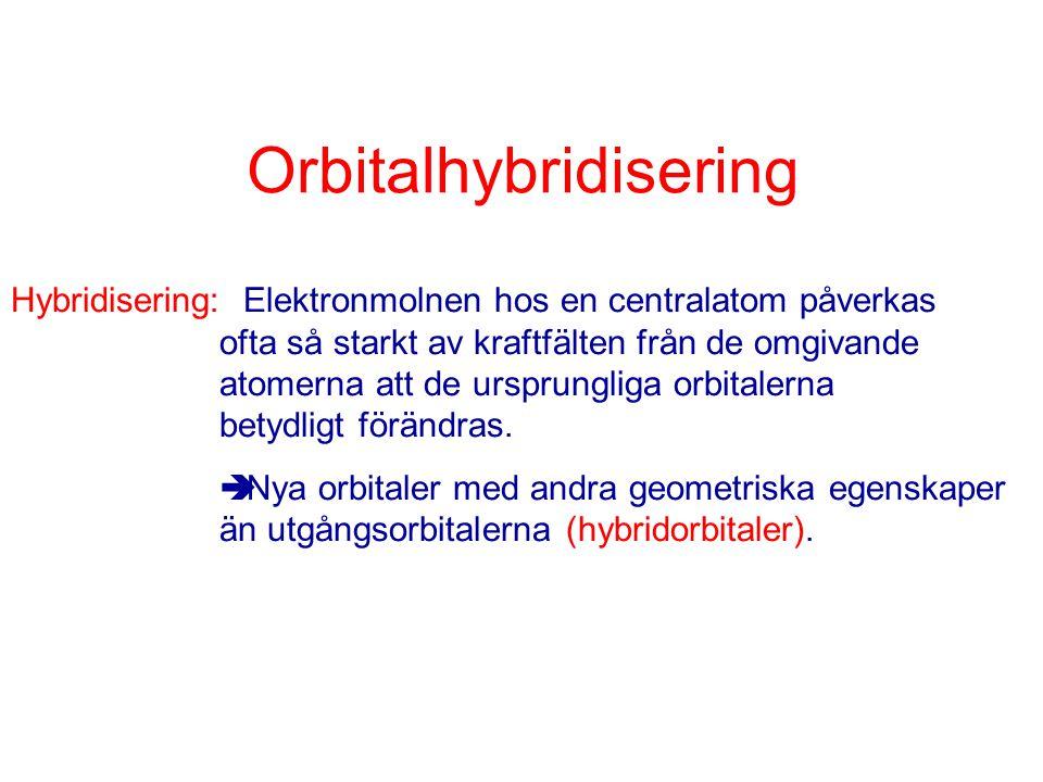 Orbitalhybridisering