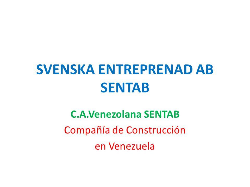SVENSKA ENTREPRENAD AB SENTAB