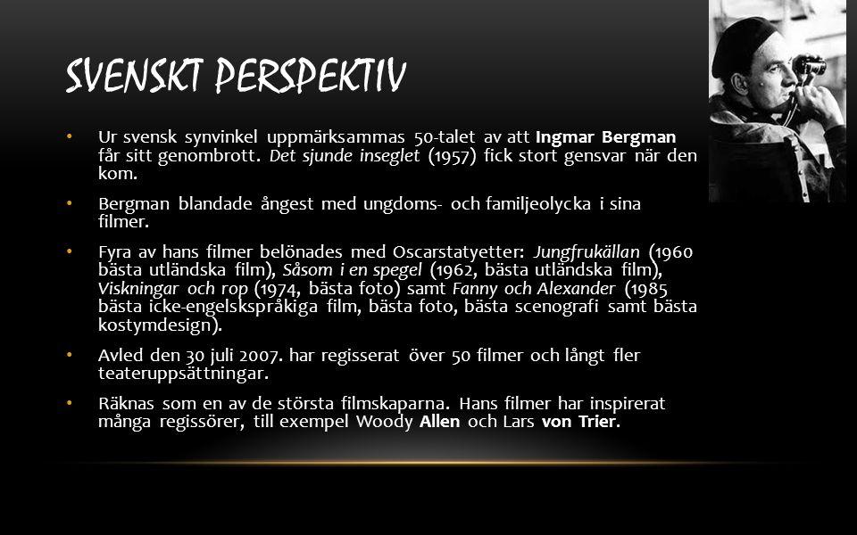 svenskt perspektiv