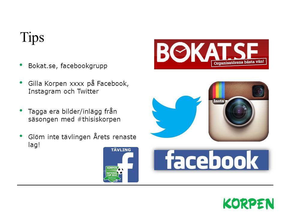 Tips Bokat.se, facebookgrupp