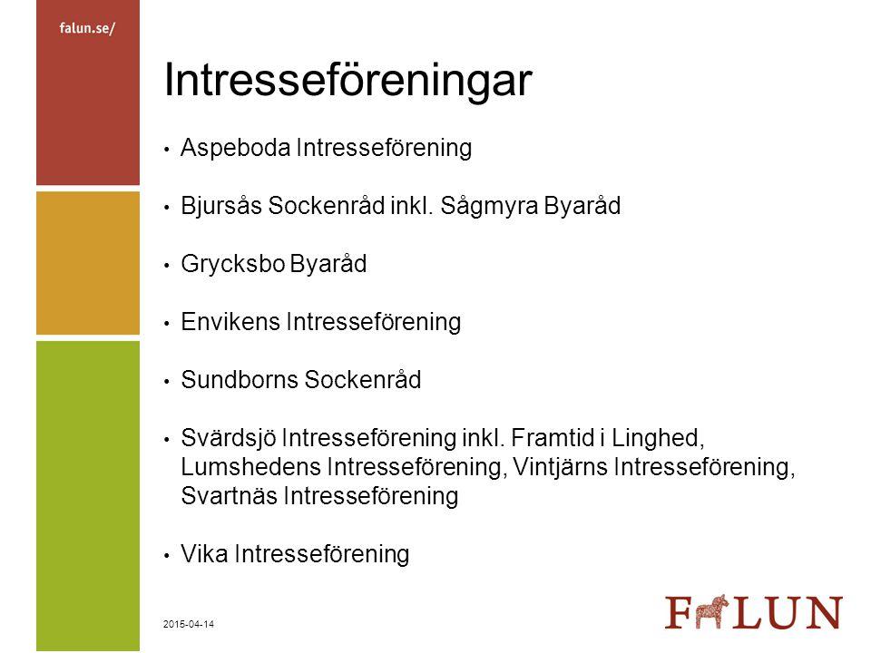 Intresseföreningar Aspeboda Intresseförening