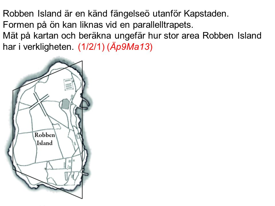 Robben Island är en känd fängelseö utanför Kapstaden.