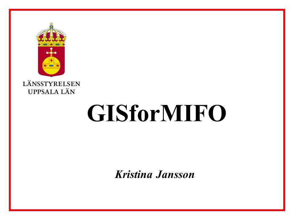 GISforMIFO Kristina Jansson