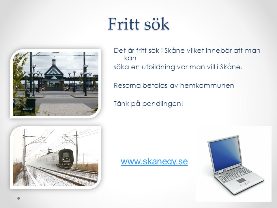 Fritt sök www.skanegy.se