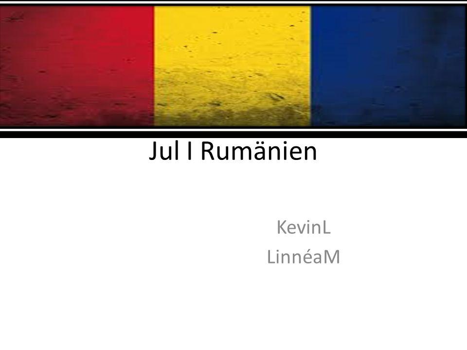 Jul I Rumänien KevinL LinnéaM