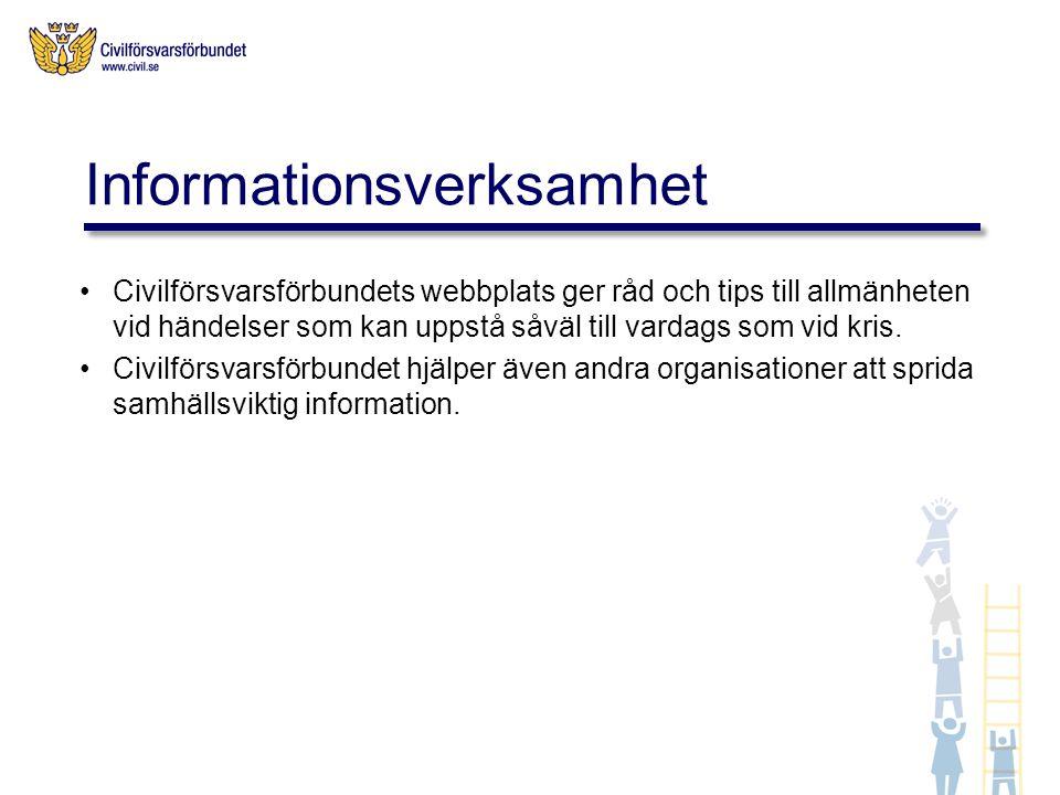 Informationsverksamhet