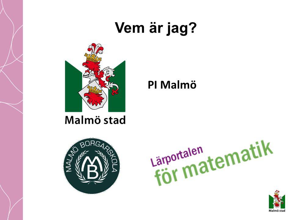 Vem är jag PI Malmö