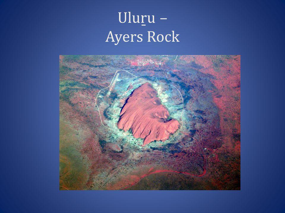 Uluṟu – Ayers Rock