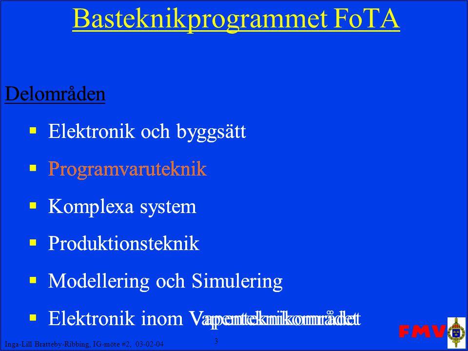 Basteknikprogrammet FoTA