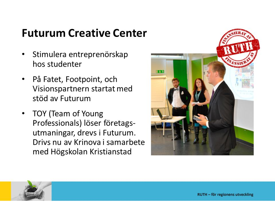 Futurum Creative Center