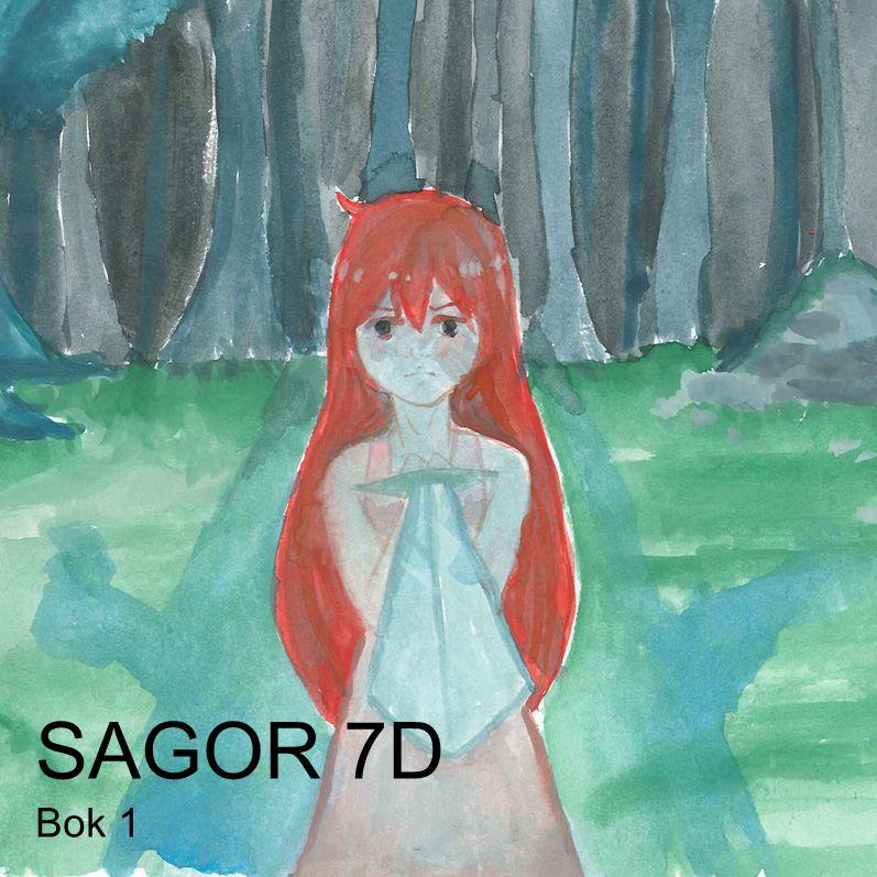 SAGOR 7D Bok 1 Klass 7 D Sagor