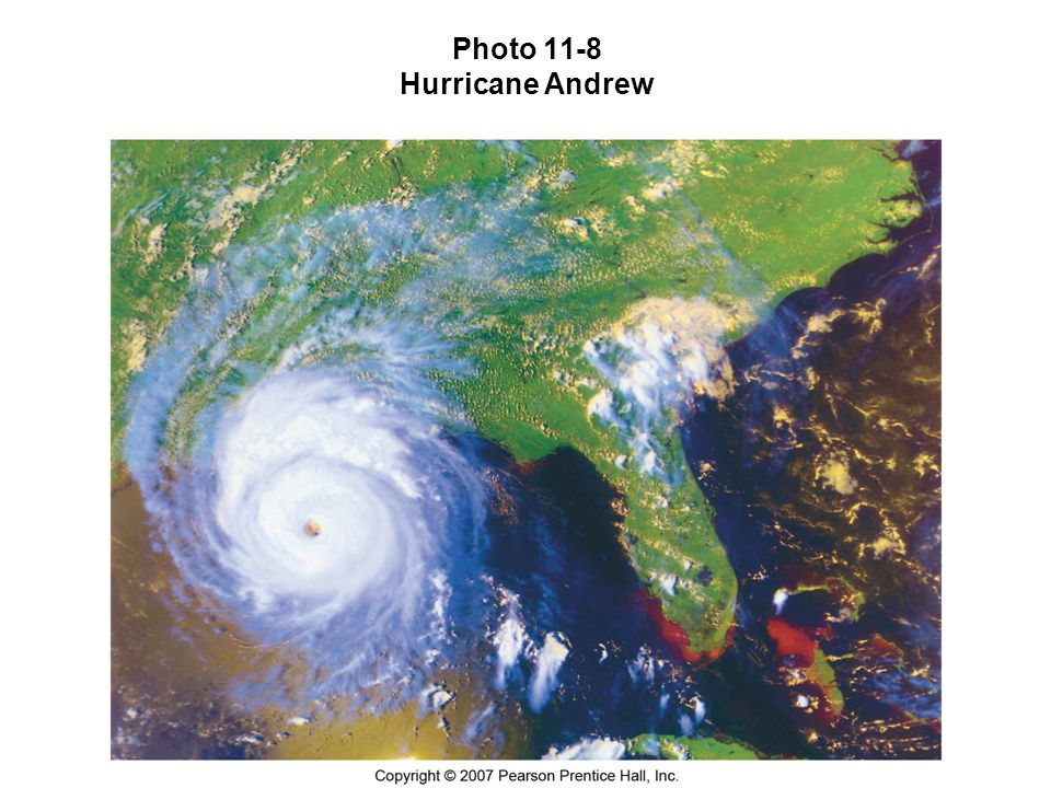 Photo 11-8 Hurricane Andrew