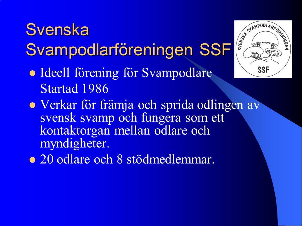 Svenska Svampodlarföreningen SSF