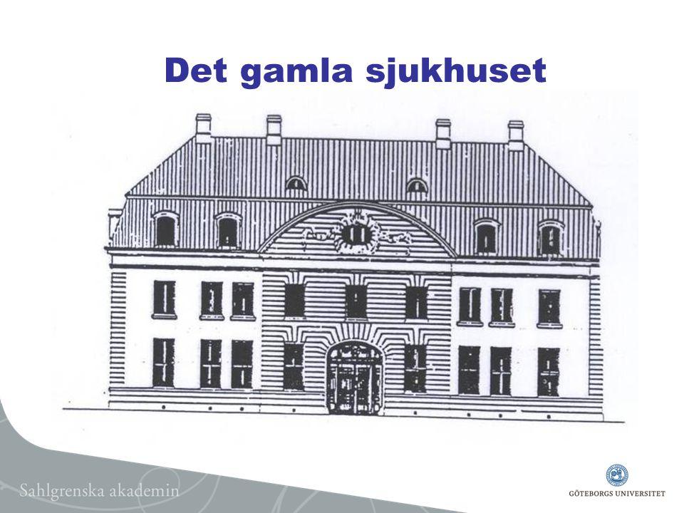 Det gamla sjukhuset