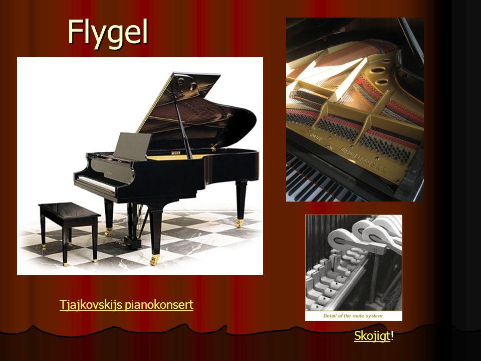 Flygel Tjajkovskijs pianokonsert Skojigt!